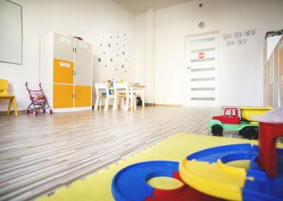 Nasze wnętrza - sale terapeutyczne