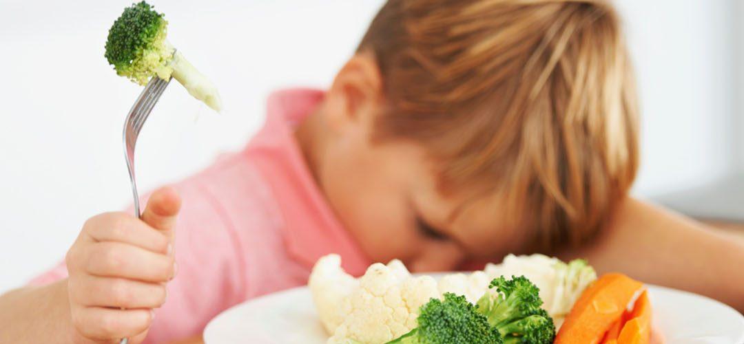 Neofobia żywieniowa. Jak sobie z nią radzić?