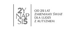 Jesteśmy oficjalnym Partnerem Fundacji Synapsis