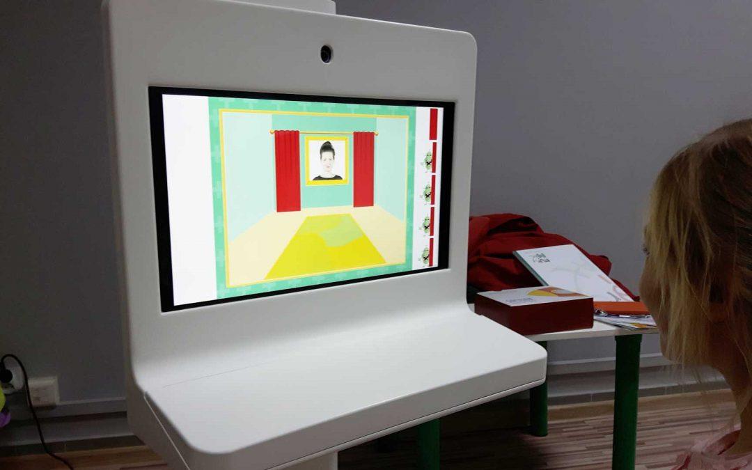 Instalacja pierwszego w Polsce urządzenia do terapii autyzmu