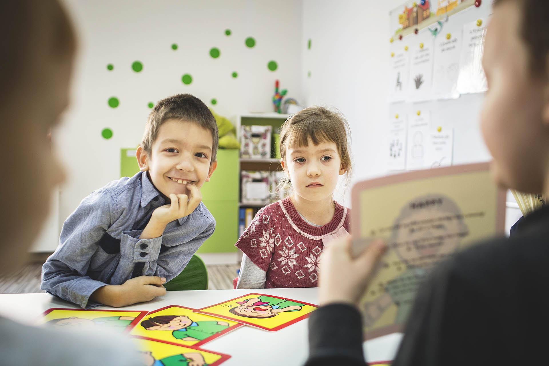 Zespół Aspergera Image: Terapia Grupowa - Trening Umiejętności Społecznych